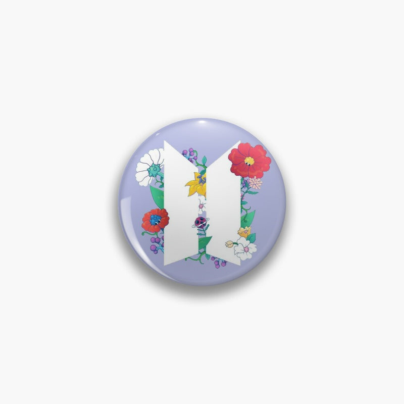 BTS Map Of The Soul 7 The Journey Badge - BT21 Store | BTS Online Shop
