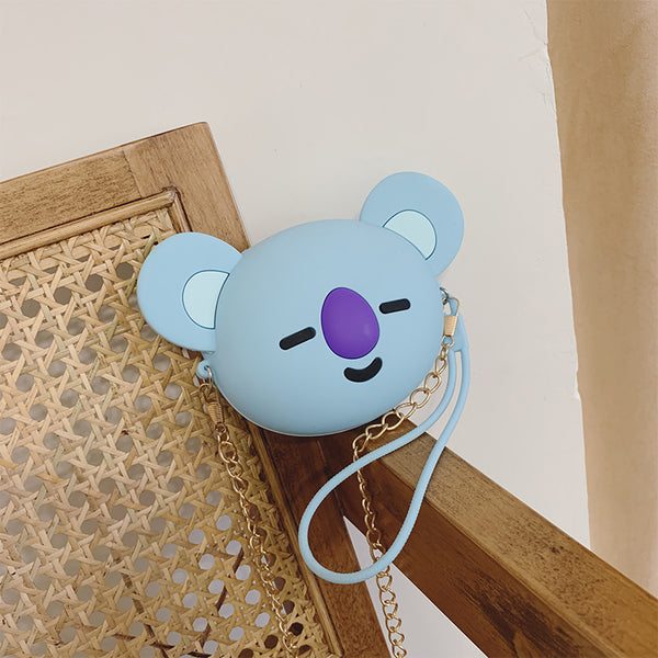 BT21 X KOYA Coin Purse - BT21 Store | BTS Online Shop