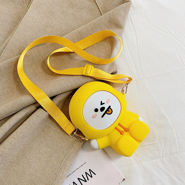 BT21 CHIMMY & COOKY Bag - BT21 Store | BTS Online Shop