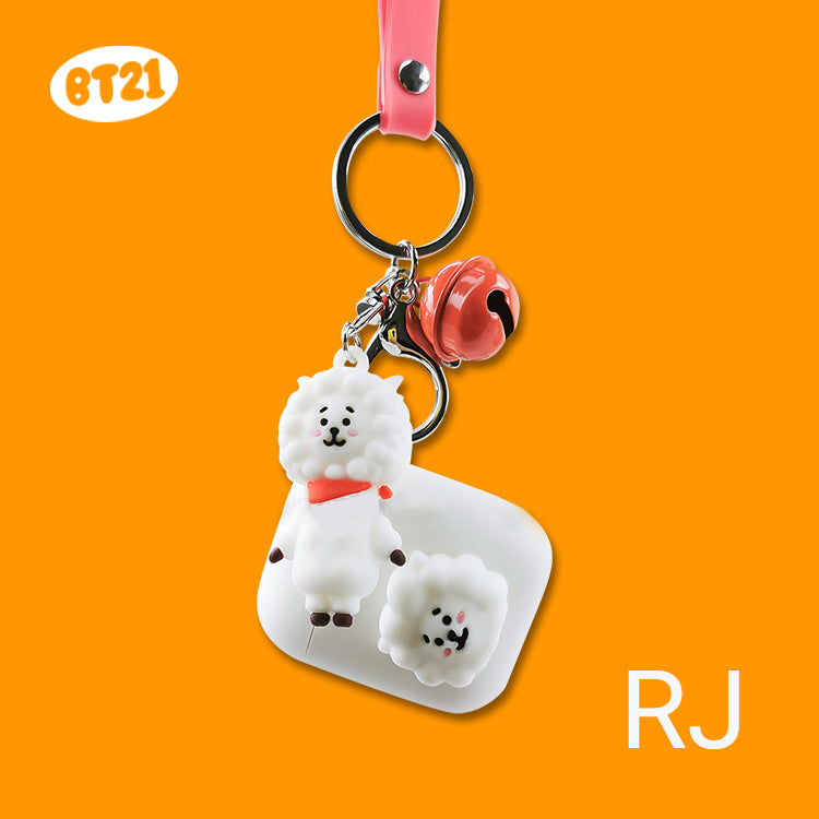 BT21 X Keychain AirPod Case - BT21 Store | BTS Online Shop
