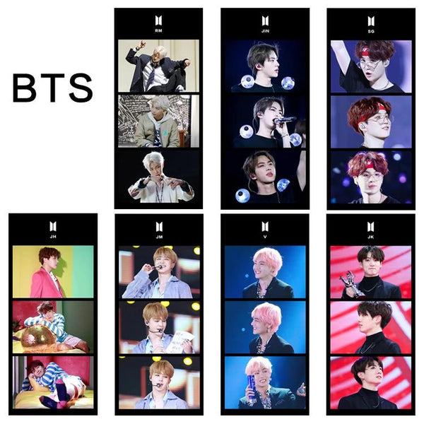 BTS X Photocards - BT21 Store | BTS Online Shop