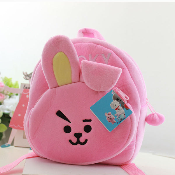 BT21 X Plush backpack - BT21 Store | BTS Online Shop