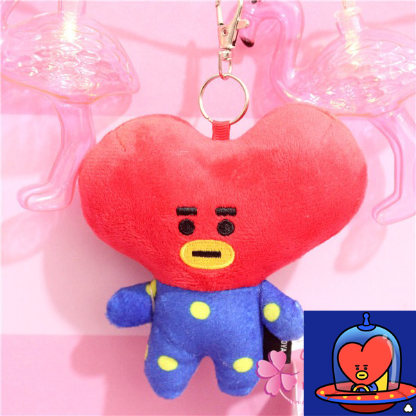 BT21 X Doll Keychain