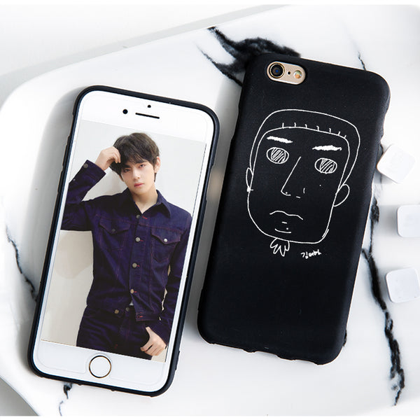 BTS X Self-portrait Phone Case - BT21 Store | BTS Online Shop
