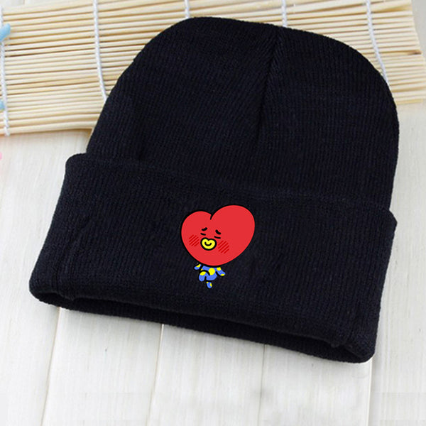 BT21 X Knitted Hats - BT21 Store | BTS Online Shop