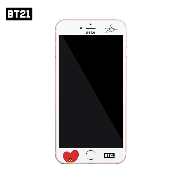 BT21 X Tempered Glass Protective Film - BT21 Store | BTS Online Shop