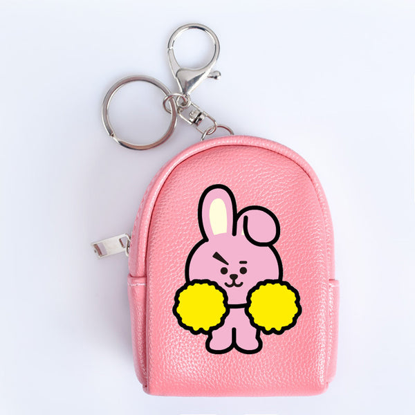 BT21 X Coin purse keychain - BT21 Store | BTS Online Shop