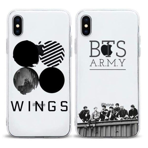 BTS ARMY Wings iPhone Case (with xs max) - BT21 Store | BTS Online Shop