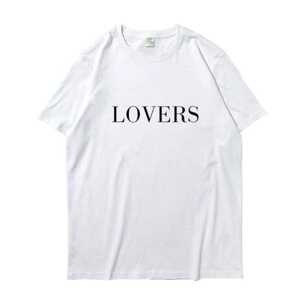 BTS Jimin LOVERS T-shirt - BT21 Store | BTS Online Shop