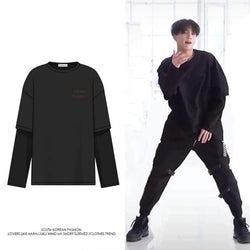 BTS Jungkook 'Boy With Luv' Dance Practice Shirt - BT21 Store | BTS Online Shop