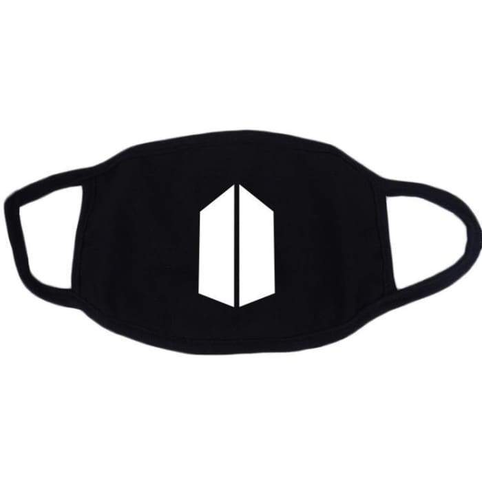 BTS Logo & Member Name Mask - BT21 Store | BTS Online Shop