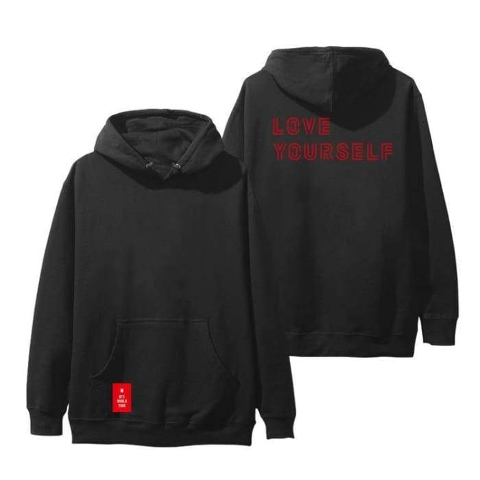 BTS Love Yourself World Tour Hoodie - BT21 Store | BTS Online Shop