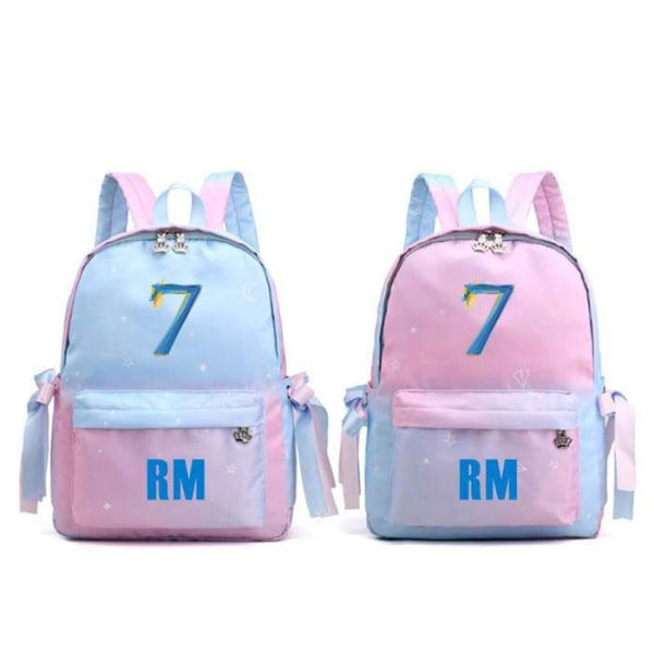 BTS Map Of The Soul: 7 Pastel Backpack - BT21 Store | BTS Online Shop
