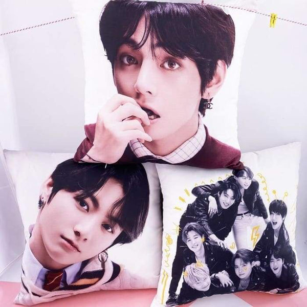 BTS Map Of The Soul: 7 Pillow - BT21 Store | BTS Shop