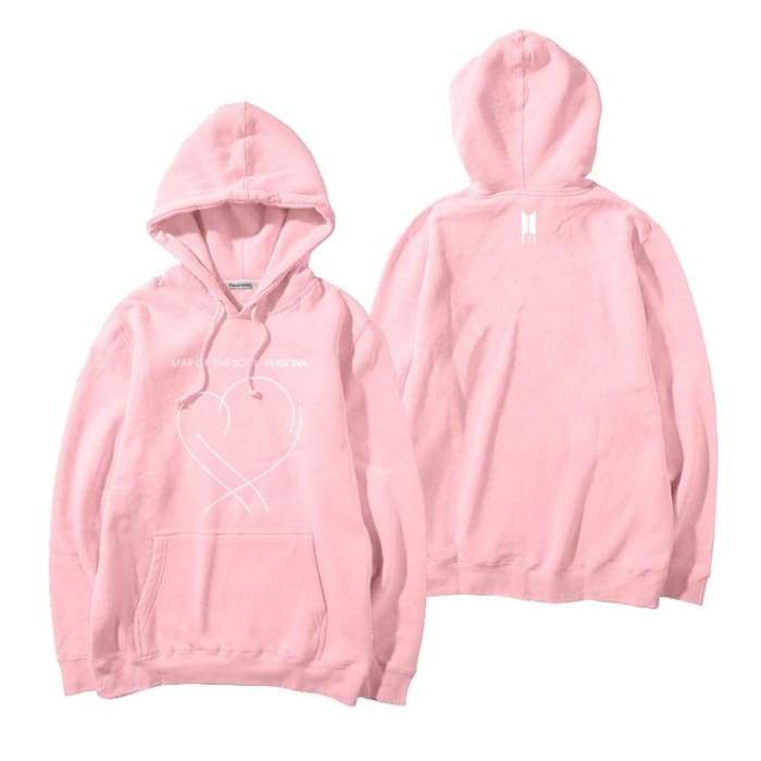 BTS Map Of The Soul Persona Hoodie - BT21 Store | BTS Online Shop