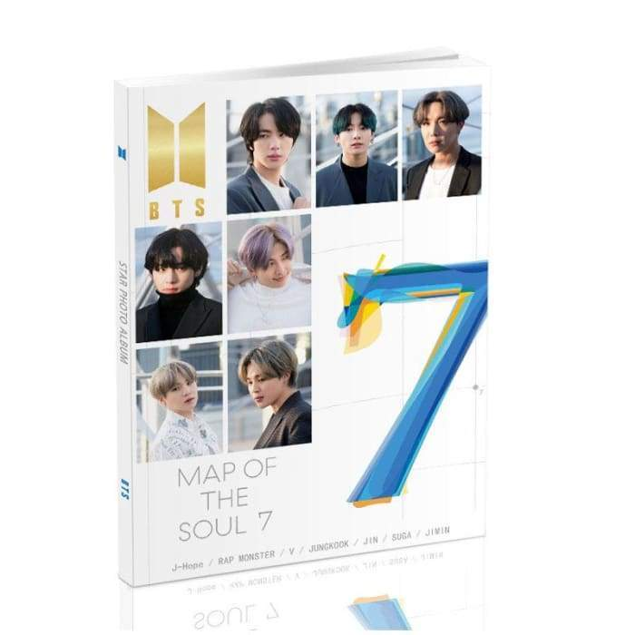 BTS Special Edition Album Photobook - BT21 Store | BTS Online Shop