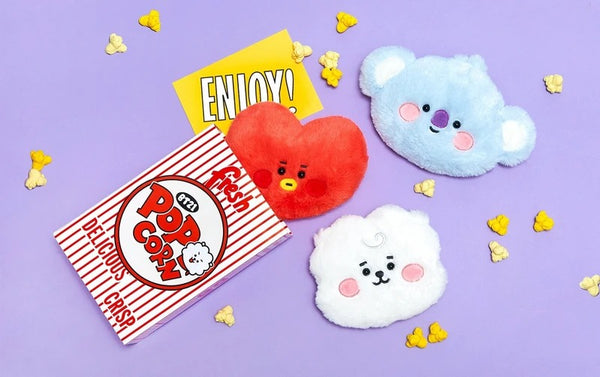 BT21 BABY FLAT FUR MINI POUCH - BT21 Store | BTS Online Shop