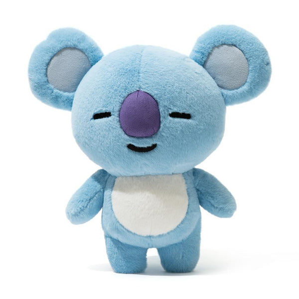 BT21 X KOYA Standing Plush Doll - BT21 Store | BTS Shop