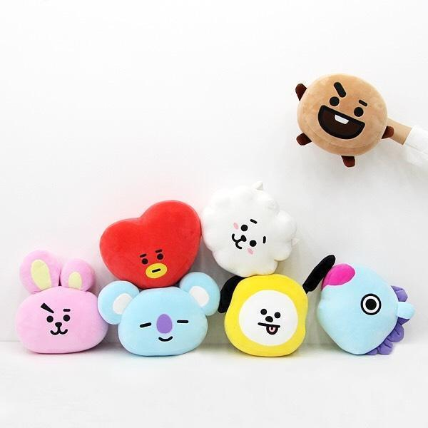 BT21 X  Cushion