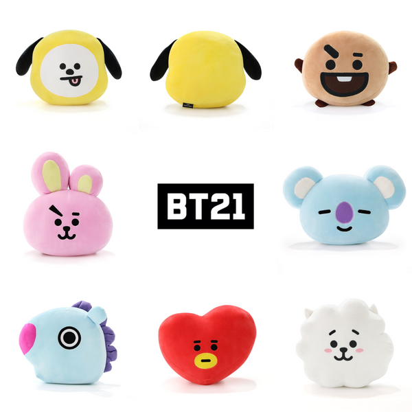 BT21 X  Cushion - BT21 Store | BTS Shop