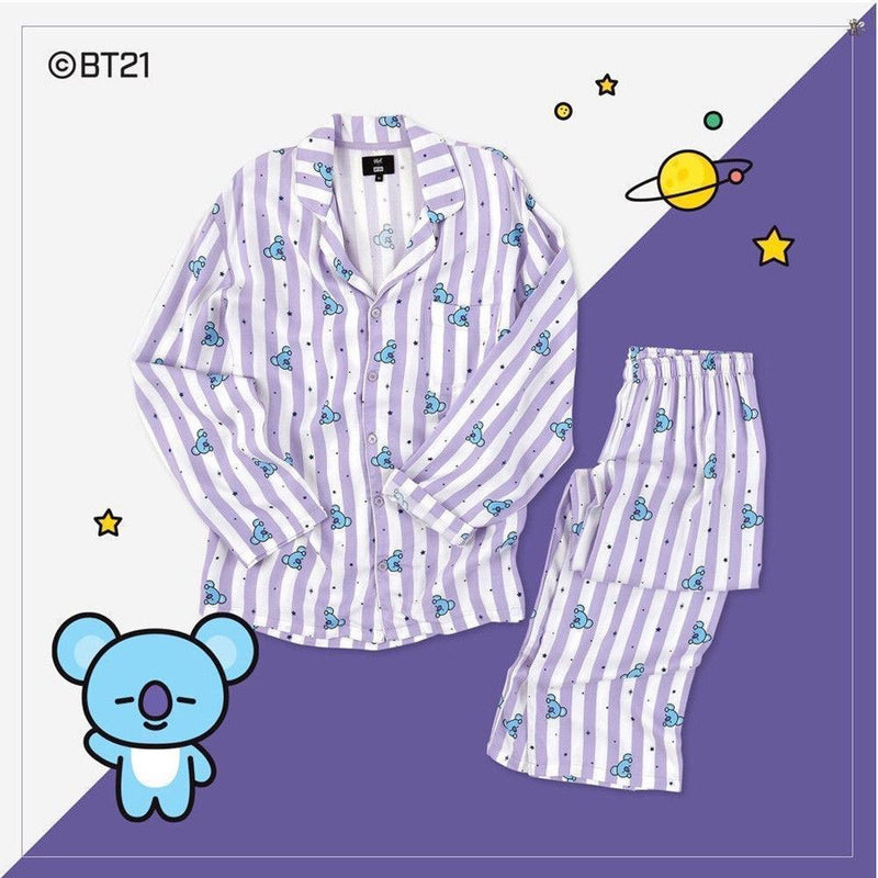 BT21 X Pajamas - BT21 Store | BTS Shop