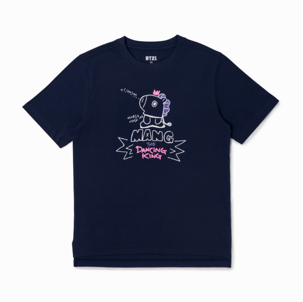 BT21 X MANG T-Shirt - BT21 Store | BTS Online Shop