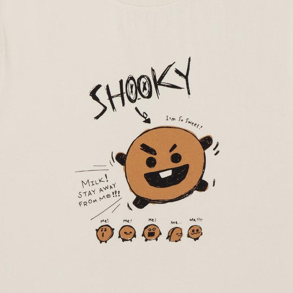 BT21 X SHOOKY T-Shirt - BT21 Store | BTS Online Shop
