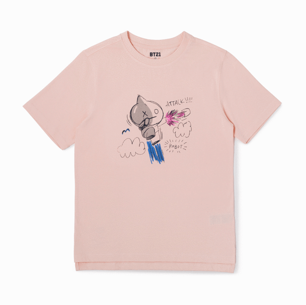 BT21 X VAN-Shirt - BT21 Store | BTS Online Shop