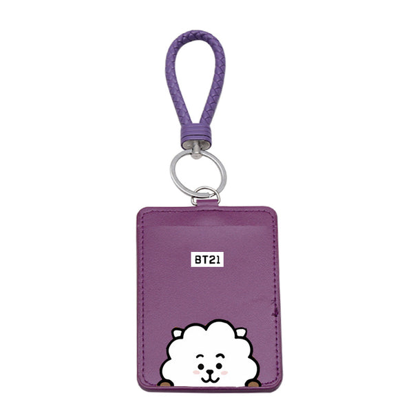 BT21 X CARD HOLDER - BT21 Store | BTS Online Shop