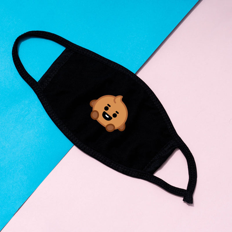 BT21 X Mouth Mask - BT21 Store | BTS Online Shop