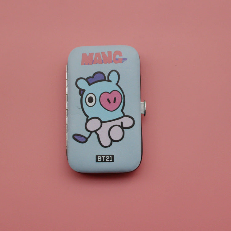 BT21 X Nail clipper set - BT21 Store | BTS Shop