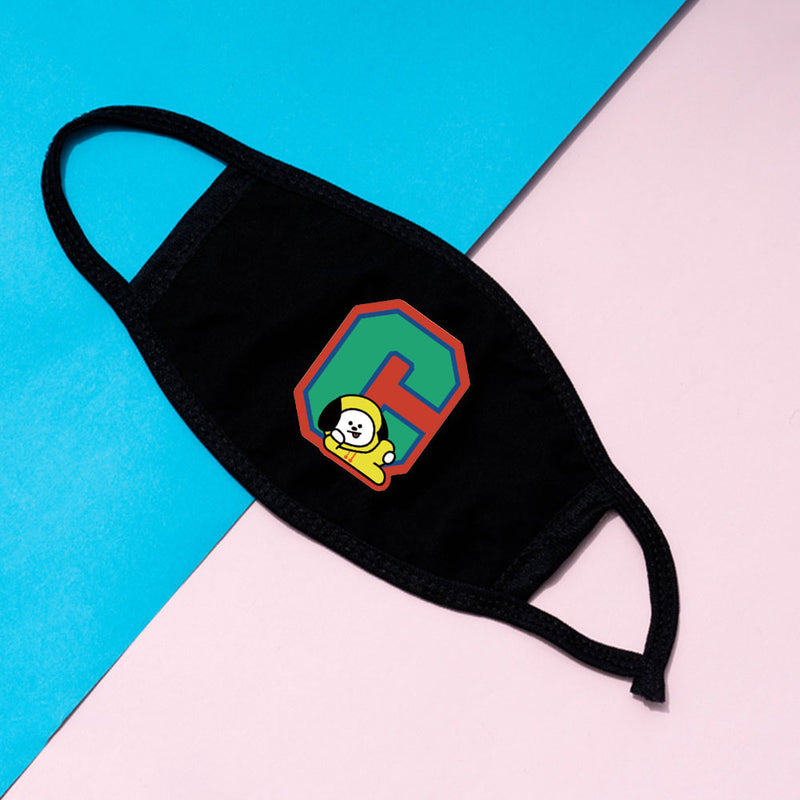 BT21 X Mouth Mask - BT21 Store | BTS Shop