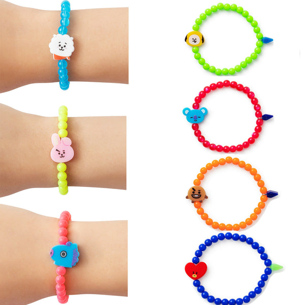 BT21 X Doll cute bracelet - BT21 Store | BTS Online Shop