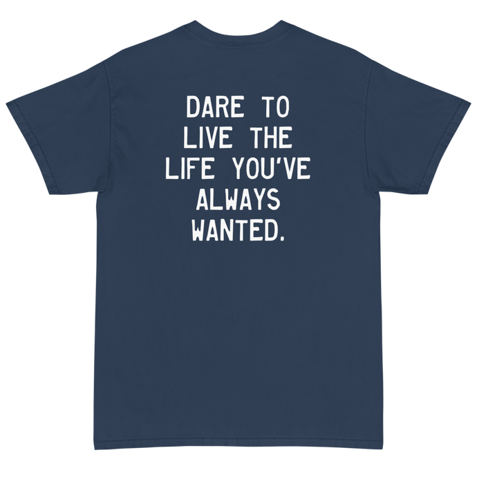 Quote #38 - Walking Man - Short Sleeve T-Shirt