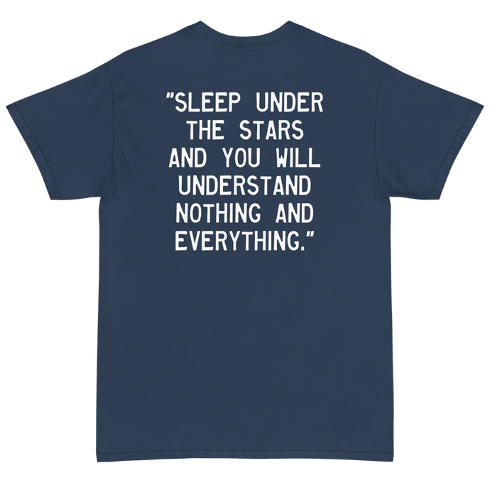 Quote #51 - Walking Man - Short Sleeve T-Shirt