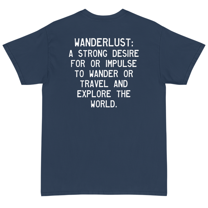Quote #37 - Walking Man - Short Sleeve T-Shirt