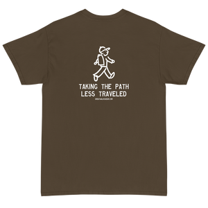NZ Great Walks - #061 - Short Sleeve T-Shirt