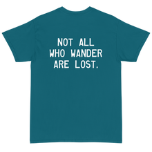 Load image into Gallery viewer, Quote #28 - Walking Man - Short Sleeve T-Shirt