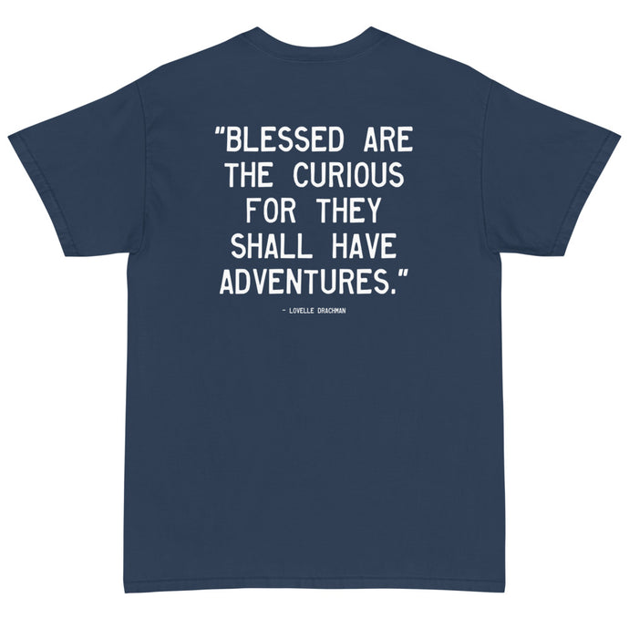Quote #43 - Walking Man - Short Sleeve T-Shirt