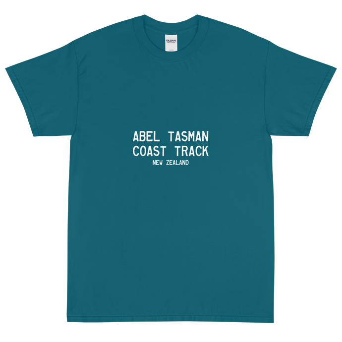 NZ Great Walks - #060 - Short Sleeve T-Shirt