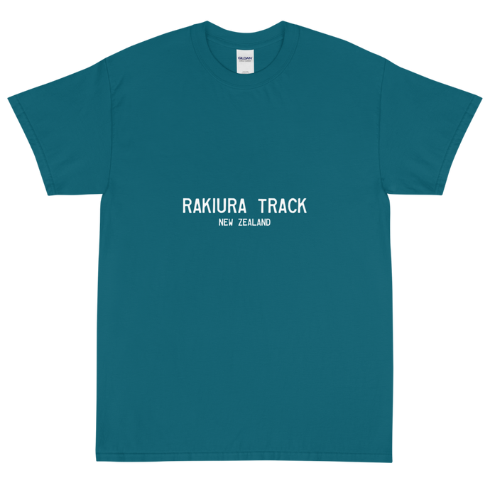 NZ Great Walks - #065 - Short Sleeve T-Shirt