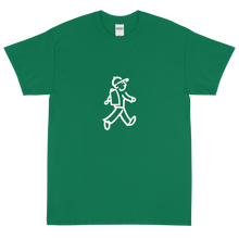Load image into Gallery viewer, Quote #07 - Walking Man - Short Sleeve T-Shirt