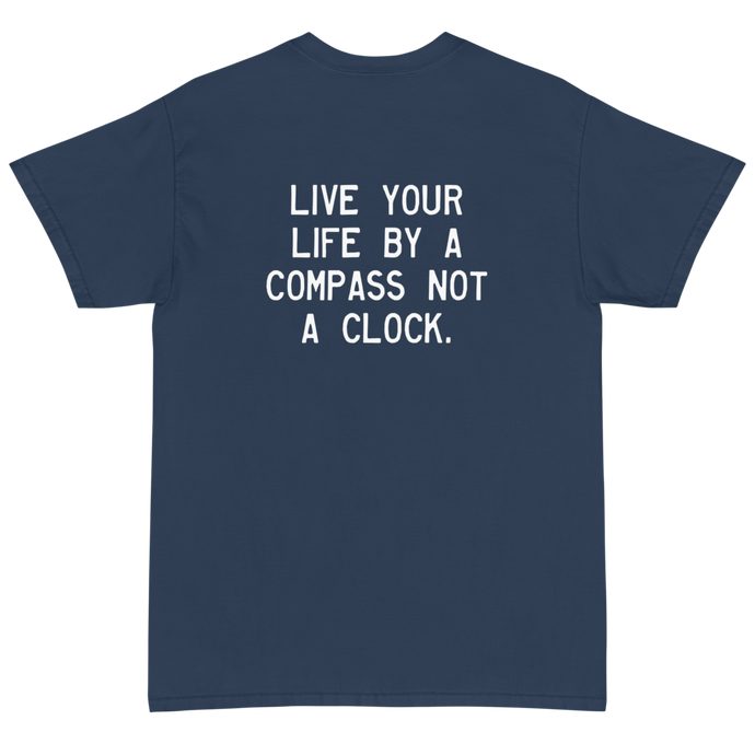 Quote #46 - Walking Man - Short Sleeve T-Shirt