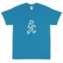 Load image into Gallery viewer, Quote #09 - Walking Man - Short Sleeve T-Shirt