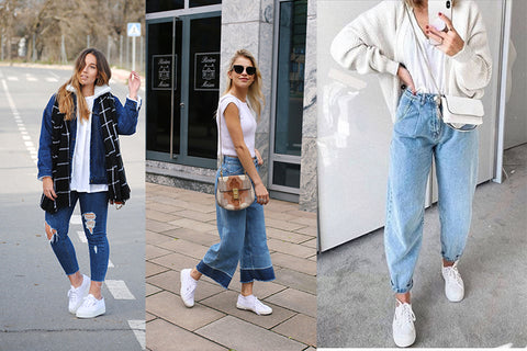 superga y denim