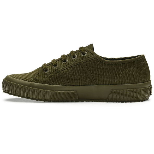 Superga Perú 2750 COTU Classic Total Military Green