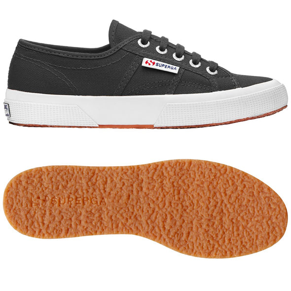 Superga Perú 2750 COTU Classic Dark Grey Iron