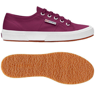 Superga Perú 2750 COTU Classic Red Magenta Purple