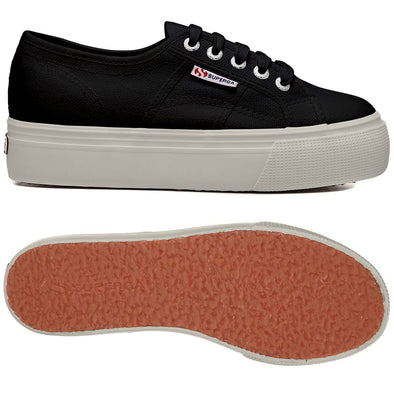 Superga Perú 2790 ACOTW LINEA UP AND DOWN Black