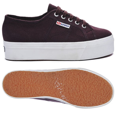 2790 ACOTW LINEA UP AND DOWN Red DK Wine